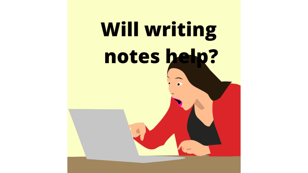 """Cartoon woman holding a page: """"Will the people I know help me find work?"""""""